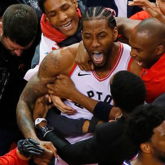 NBA: Leonard sinks buzzer, sends Raptors to East Finals