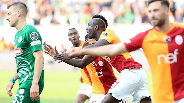 Gol sayısını 30'a çıkaran Diagne, Süper Lig tarihinde bir sezonda en çok gol atan yabancı oyuncu oldu.