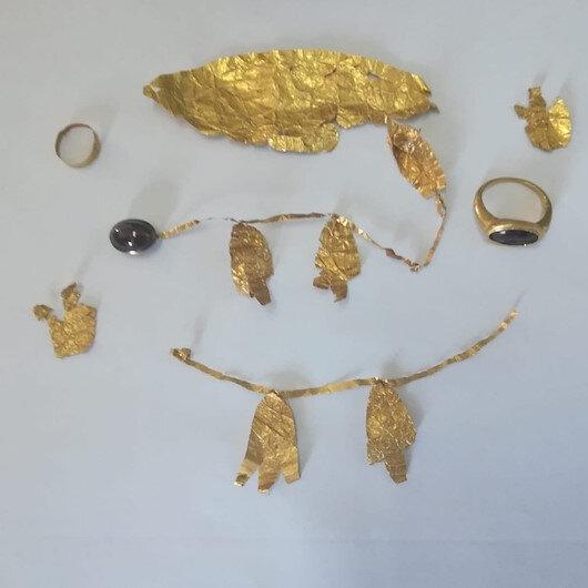 Sivas'ta ele geçirildi: 2 bin 500 yıllık