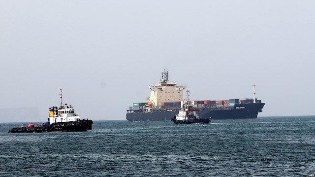 BAE ticari gemilere sabotaj iddiası
