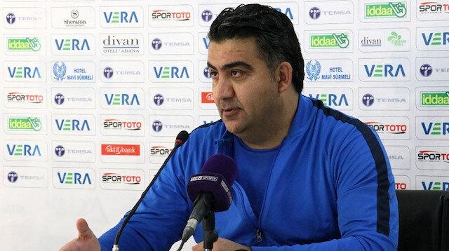Ümit Özat yönetimindeki Adana Demirspor, 55 puanla 7. sırada yer alıyor.