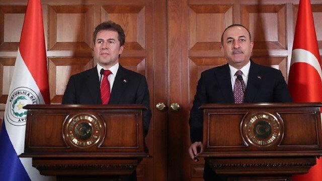 وزير خارجية باراغواي: تركيا بوابتنا إلى بلدان المنطقة