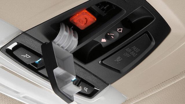 eCall sistemi araçlarda artık zorunlu hale geldi.