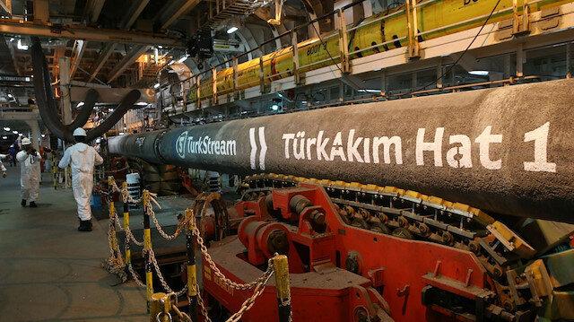 TürkAkım'da ilk gaz sevkiyatı 31 Aralık'ta