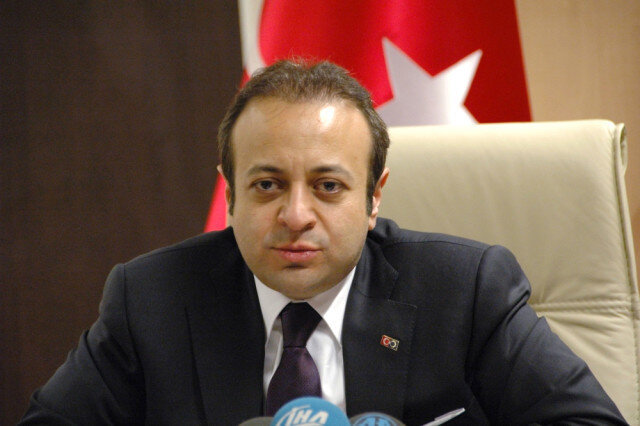 الوزير التركي السابق لشؤون الاتحاد الأوربي، إيغمان باغيش