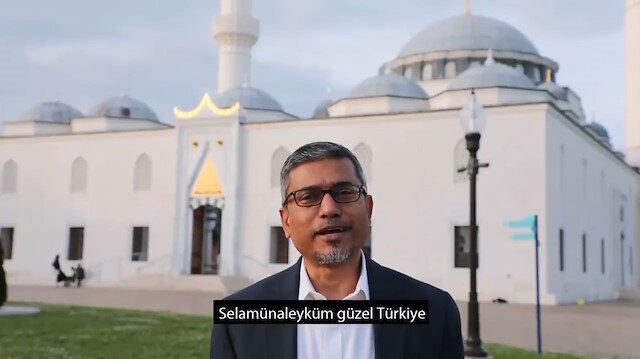 ABDli Müslümanlardan Türkiyeye mesaj