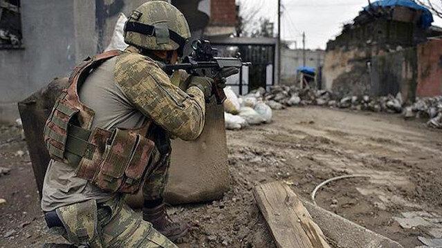 الأمن التركي يقضي على 4 إرهابيين بولاية هكاري جنوب شرقي تركيا
