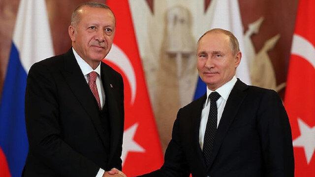أردوغان لـ بوتين: نظام الأسد يريد تخريب التعاون بيننا في إدلب
