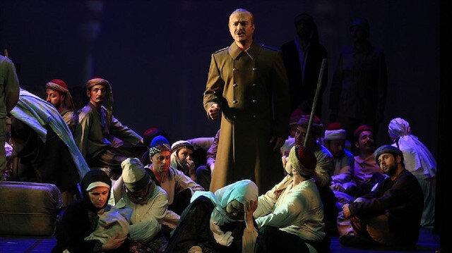 Yeniden Doğuş operası dünya prömiyeri İstanbul'da