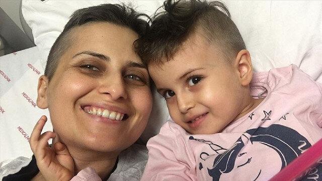 Öykü Arin'in annesinden umut olun paylaşımı