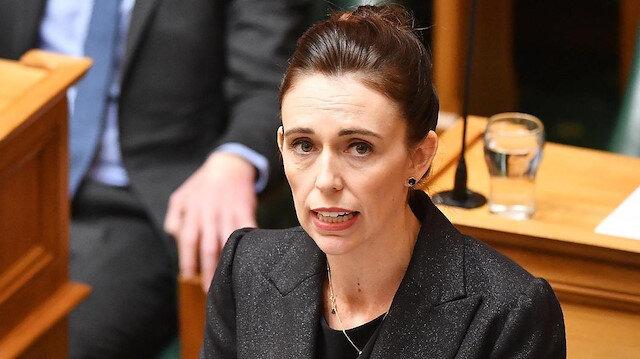 Yeni Zelanda Başbakanı Jacinda Ardern.