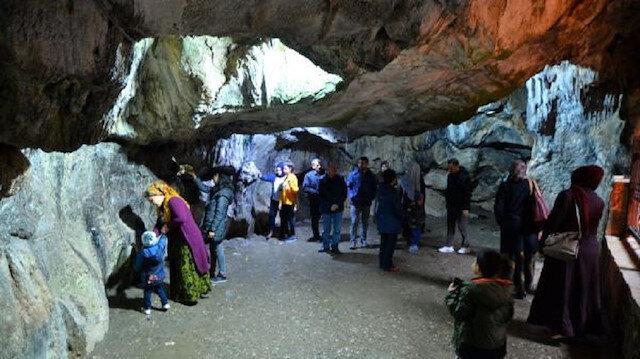 Ashab-ı Kehf Mağarası'na ramazan ilgisi