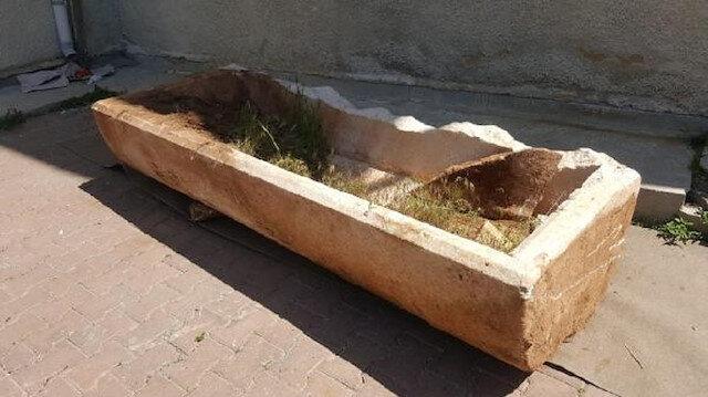 Roma dönemine ait lahit