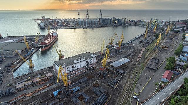 Odessa Limanı - Moskova ile Kiev yönetimleri arasındaki gerilim artıyor.
