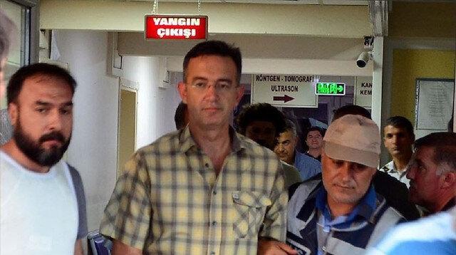 Former Col. Murat Yılmaz, a deputy brigade commander.