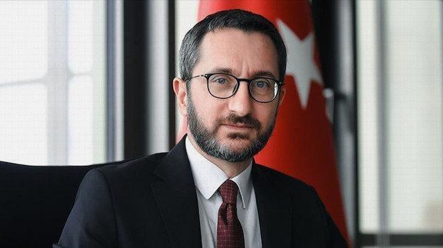 TBMM'ye yönelik saldırı girişimine ilişkin Fahrettin Altun'dan açıklama