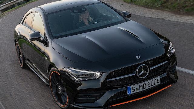 Yeni Mercedes CLA.