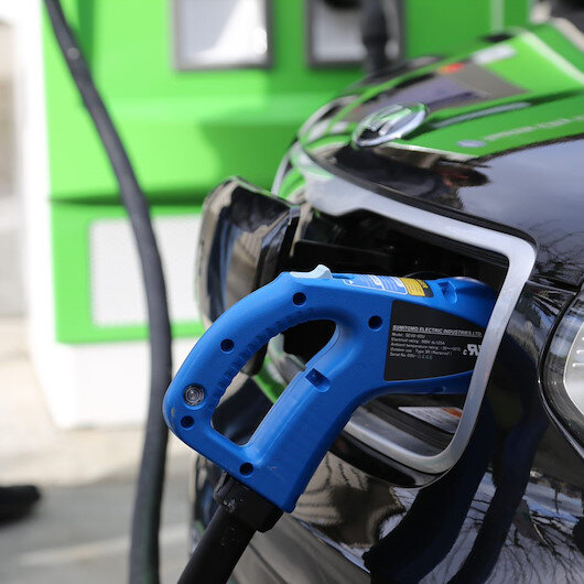 French grid operator able to handle sharp electric vehicle rise