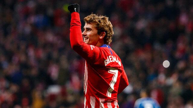 Griezmann bu sezon Atletico Madrid formasıyla çıktığı 47 maçta 21 gol atarken 10 da asist kaydetti.