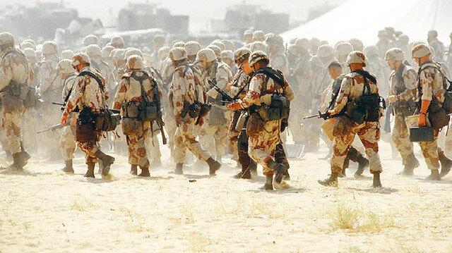120 ألف جندي أمريكي إلى الخليج!