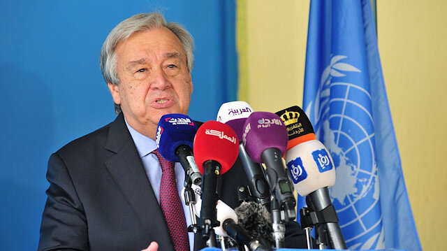 BM: Körfez'deki gelişmeler endişe verici