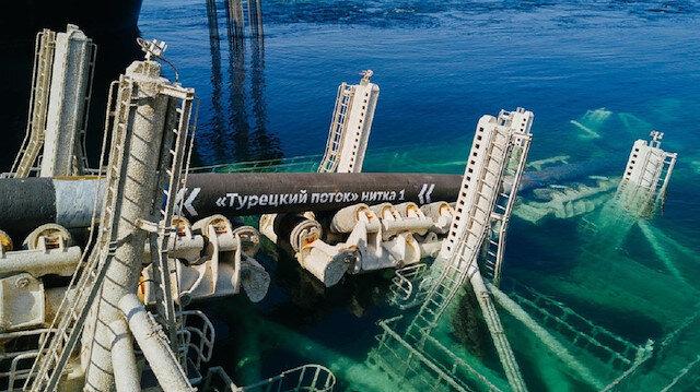 """شركة غازبروم الروسية تعلن عن موعد نقل الغاز عبر """"السيل التركي"""""""