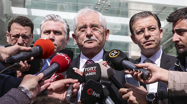 YSK Başkanı Güven'den 23 Haziran seçimi açıklaması