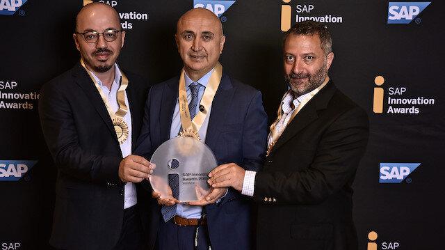Borusan Cat'e küresel inovasyon ödülü