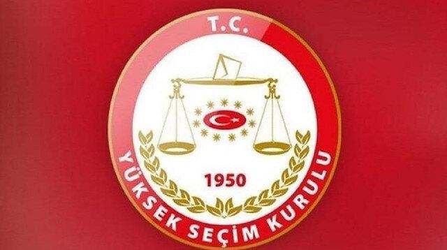 Supreme Election Council (YSK) Logo