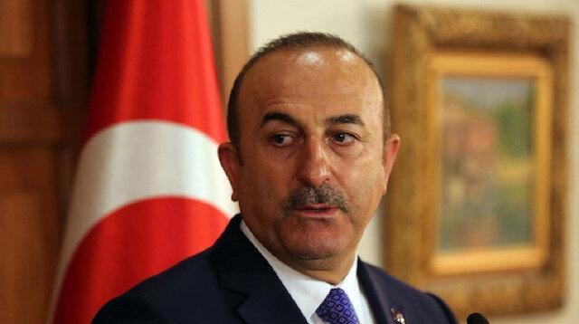وزير الخارجية التركي يلتقي رئيس لاتفيا