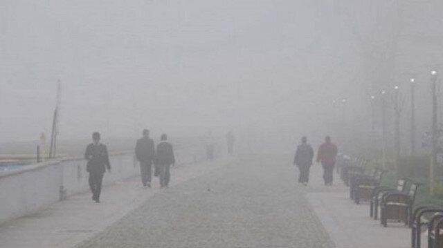 Meteoroloji sağanak ve sis uyarısı yaptı