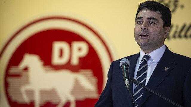 Demokrat Parti Genel Başkanı Gültekin Uysal