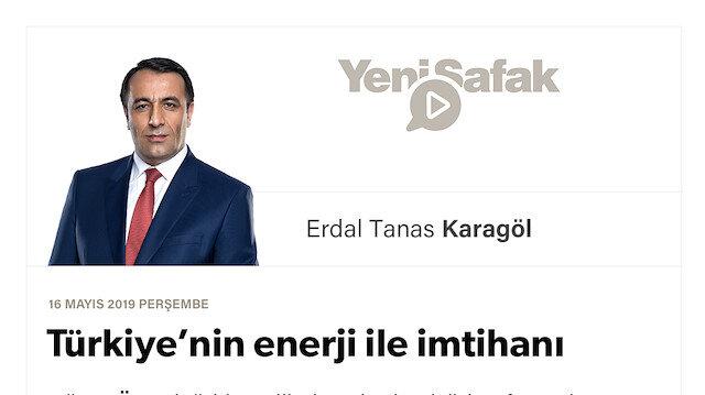 Türkiye'nin enerji ile imtihanı