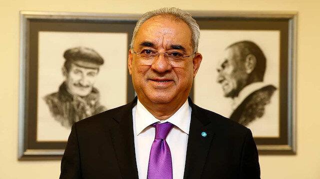DSP Genel Başkanı Önder Aksakal.
