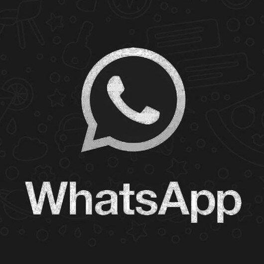WhatsApp karanlık mod yine gündemde