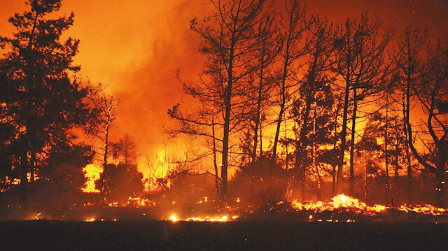 Orman yangınlarına bin 173 noktada konuşlanmış ilk müdahale ekibi ile en kısa sürede müdahale edilecek.