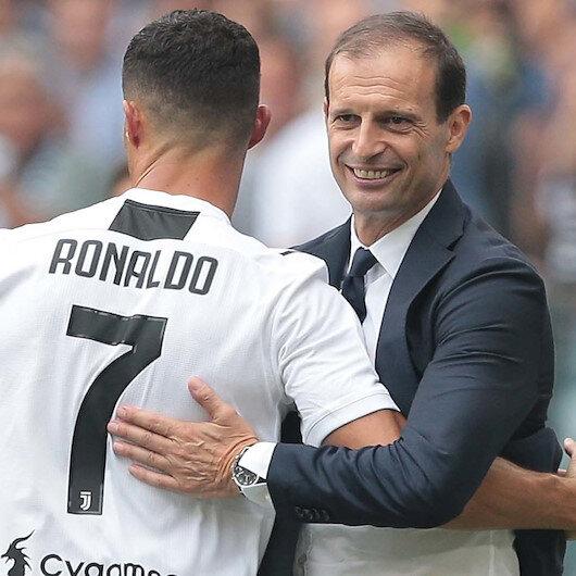 Juventus'ta Allegri dönemi sona erdi
