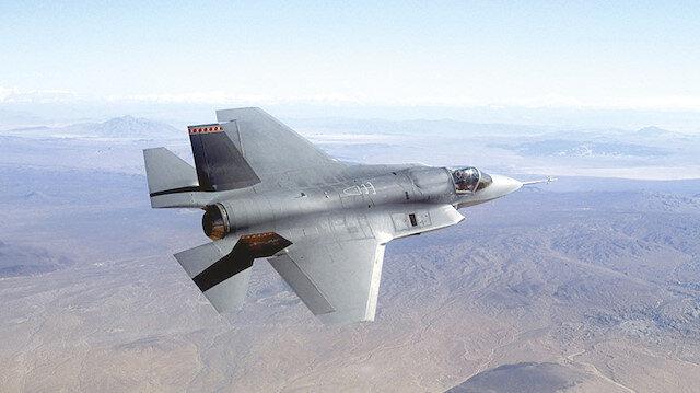 Körfez bölgesine konuşlandırılan ABD'ye ait F-35'lerin Hürmüz Boğazı, Basra Körfezi ve Irak üzerinde devriye uçuşları yaptığı biliniyor. (Fotoğraf: Arşiv)