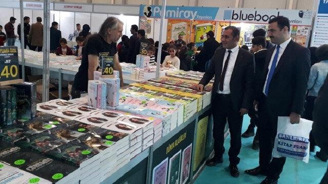 """Güneydoğu Anadolu Bölgesi'nin en büyük kitap günleri, """"Ramazan Kitapla Buluşuyor"""" ana temasıyla kitapseverlerle buluştu."""