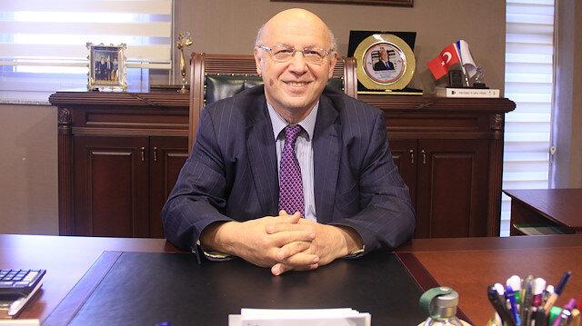 TÇÜD Genel Sekreteri Veysel Yayan