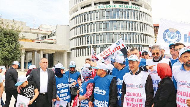 İşçilerden CHP'ye isyan