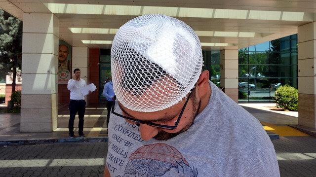 Veteriner hekime yüksek fiyat yüzünden sopalı saldırı