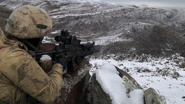 Siirt'te gri kategorideki terörist öldürüldü