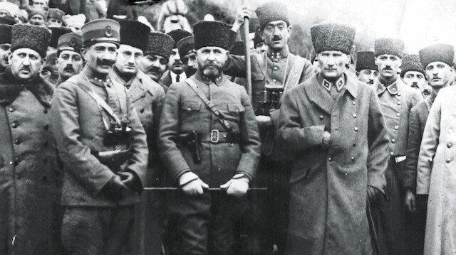 Gazi Mustafa Kemal'in Samsun'a ayak basarak başlattığı Milli Mücadele, bağımsız Türkiye yolunda atılan adımların en önemlisi oldu.