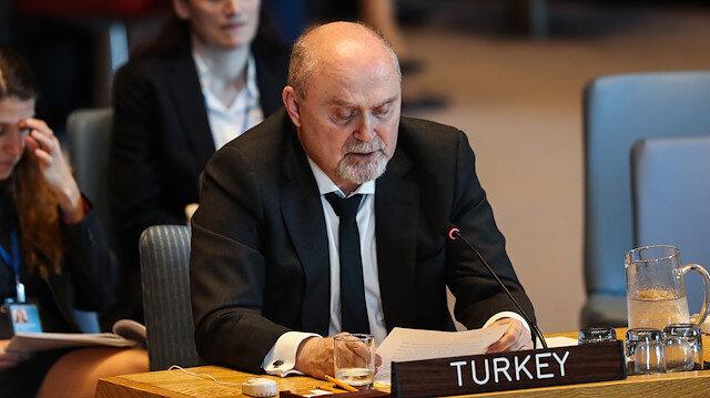 Türkiye'den BMGK'da İdlib uyarısı