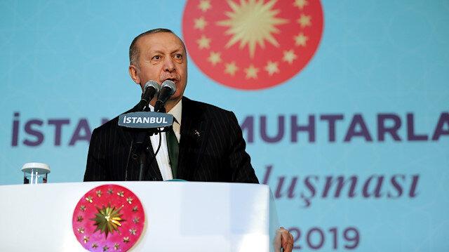 Cumhurbaşkanı Erdoğan: İstanbul'da oylar çalındı