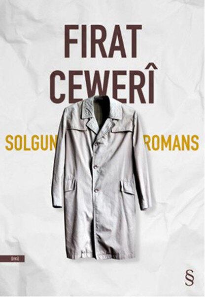 Solgun Romans, Fırat Cewerî, Everest Yayınları