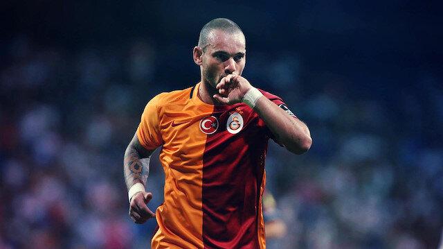Sneijder şampiyonluk maçına geliyor