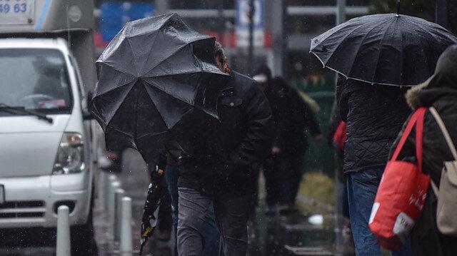Meteorolojiden 19 ile yeni yağış uyarısı