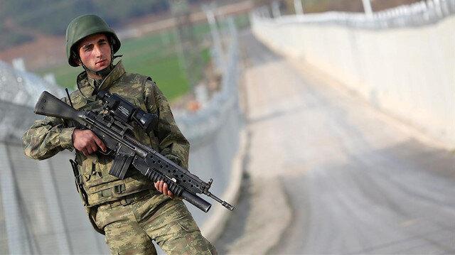 MSB: Tel Rıfat'tan gelen taciz ateşine karşılık verildi